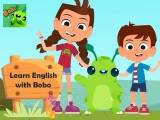 Learn English with Bobo (Actions)