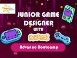 Junior game designer with scratch (Advance Bootcamp)
