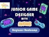 Junior game designer with scratch (Beginner Bootcamp)