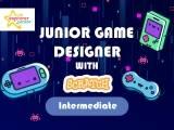 Junior game designer with scratch (Intermediate)