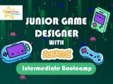 Junior game designer with scratch (Intermediate Bootcamp)