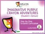Harold and the Purple Crayon (Student's Edition)