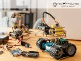 Getting Started with Electronics and Robotics